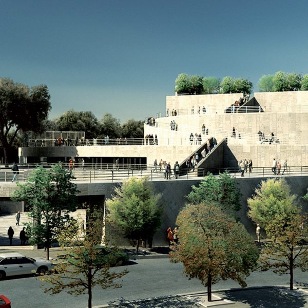 vue exterieure theatre aix en provence
